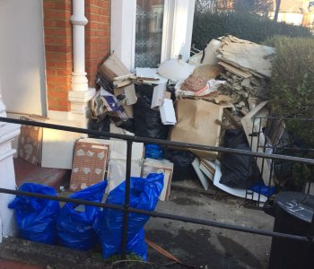 Clapham rubbish clearance